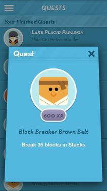 Mindsnacks Game